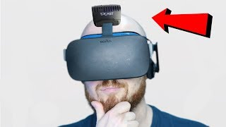 WIRELESS VIRTUAL REALITY IS HERE!! TPCast Review Oculus Rift