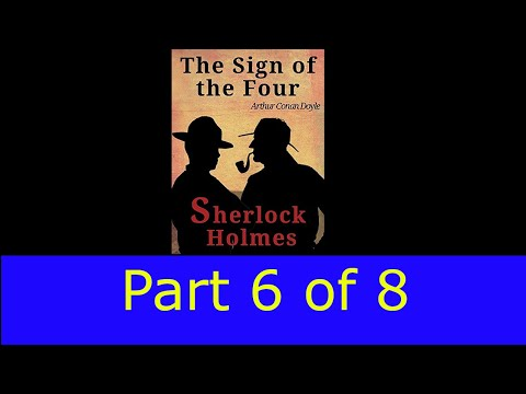 The Sign Of Four (part 6 of 8)  | with subtitles | Learn English Through Story | #Essential #English