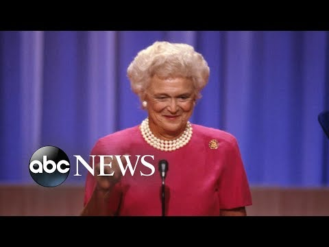 Barbara Bush in failing health, stops medical treatment