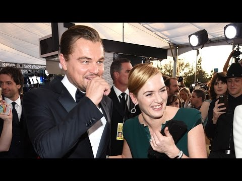 WATCH: Kate Winslet says Jack 'could have fit on the raft'