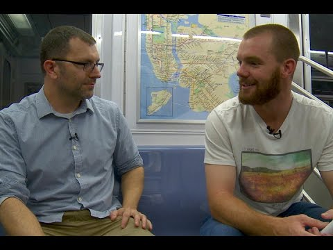 Video: Riding Shotgun on the 7 Train with Vic Black