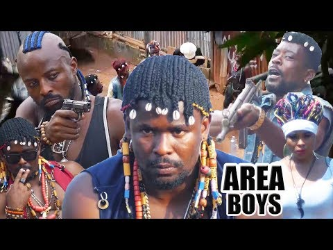 AREA BOYS season 1 - ZUBBY MICHEAL 2020 Latest Nigerian Nollywood movie\ African Movies