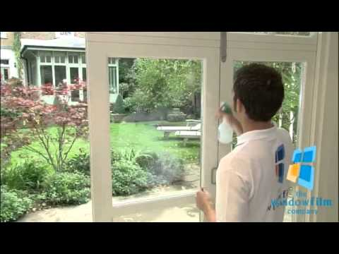 How to Apply Smart Frosted Glass