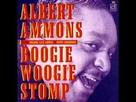 Albert Ammons – Boogie Woogie Stomp