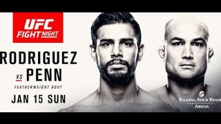 Nonton UFC Fight Night 103 : Rodriguez vs Penn - Live Play by Play & Fight Analysis Film Subtitle Indonesia Streaming Movie Download