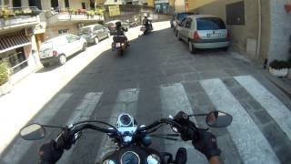 Porto Santo Stefano Italy  City pictures : 110th Anniversary HD 2013 Ride from Porto Santo Stefano Tuscany Italy