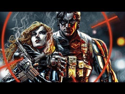 Historie komiksových postav #34 - The Winter Soldier