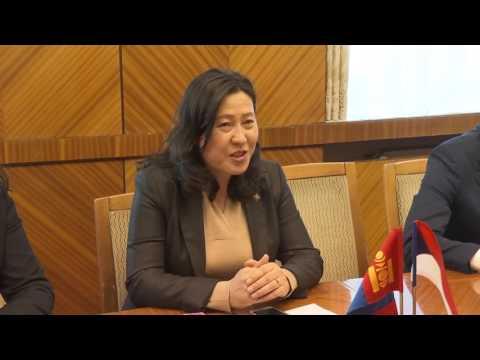 А.Ундраа: Монгол-Чехийн уламжлалт хамтын ажиллагааг сэргээх, үр ашигтай төслүүдэд хамтран ажиллах боломжтой