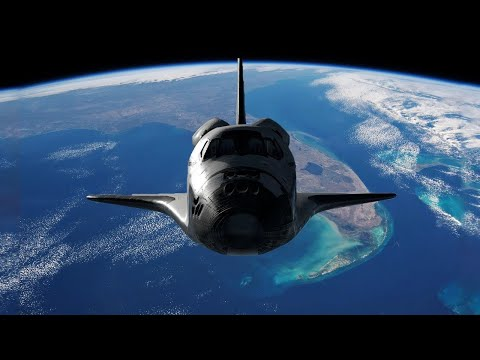 Space Shuttle Columbia  - Disaster Video [X-Plane 11]