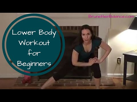 Lower Body Workout for Beginners