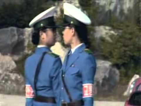 北韓女警指揮交通…好像機器人!