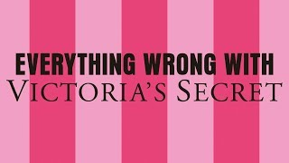 Victoria. Really hate to break it to ya. The secret's out. Your brand kinda has a lot of sins. Watch. Sin. Enjoy. What sinful topic...