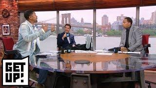 Stephen A., Jalen Rose get into heated debate over Barkley's super teams comments | Get Up! | ESPN