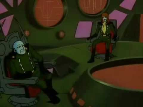 "Star Blazers: The Bolar Wars - Ep14: ""The Dimensional Submarine Galman Wolf!"""