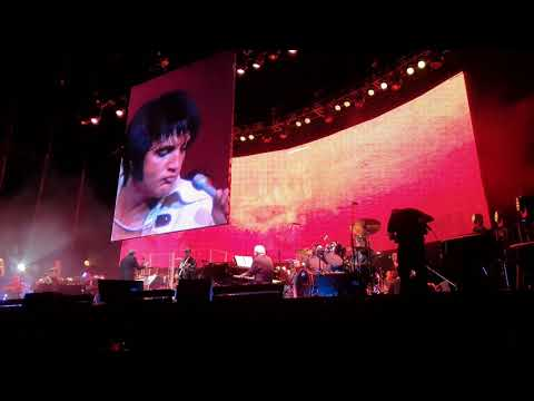 Elvis Presley - Suspicious Minds ( Live With The Royal Philharmonic Orchestra)