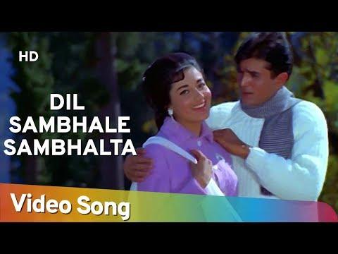 Dil Sambhale Sambhalta Nahin (HD) | Raaz (1967) Song |  Rajesh Khanna | Babita | 60's Romantic Song