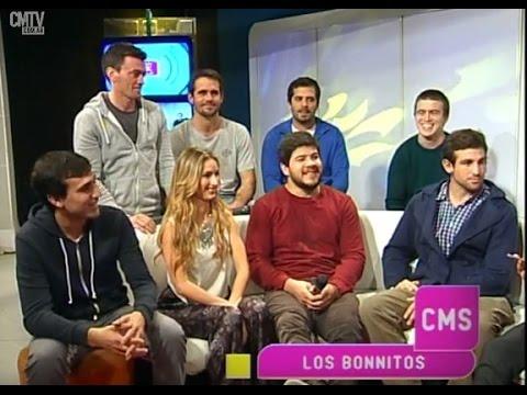 Los Bonnitos video Entrevista CM - Septiembre 2015