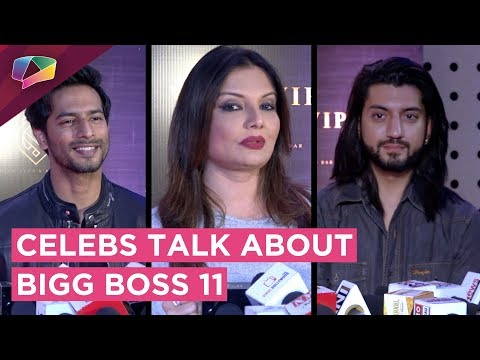 Celebrities Spoke About Bigg Boss Season 11 at the
