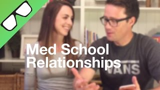 In this video we go straight to your questions about relationships in medical school while at the same time exposing some weaknesses (and strengths) of our own. Surprise footage after its over of us, circa 2009, coming home from our summer job in Skagway Alaska  just for fun. Thanks for watching!Music Credits: Mountain Sun by Audionautix is licensed under a Creative Commons Attribution license (https://creativecommons.org/licenses/by/4.0/)Artist: http://audionautix.com/