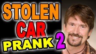 Stolen Car Prank 2 by Tom Mabe