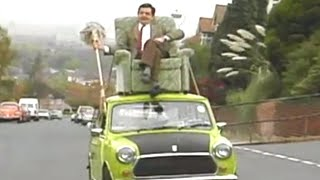 Mr. Bean - The Awkward Drive Home