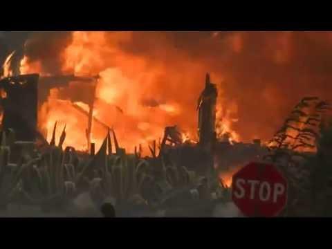 KBS America 산불 피해한인 돕기 성금 모금 8.30.16 KBS America News