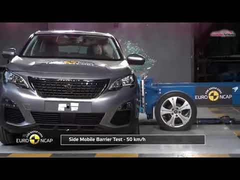 Peugeot 3008 Çarpışma Testi