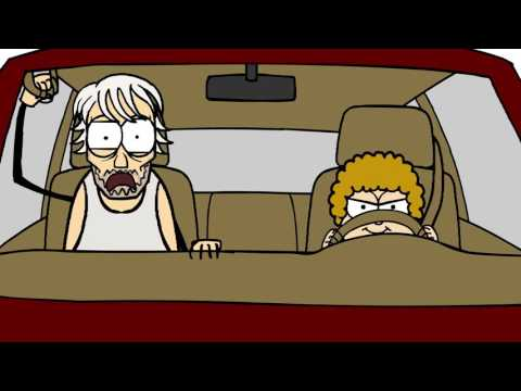 Bad Santa 2 (Viral Video 'Driving Lessons')