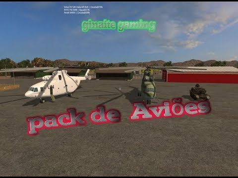 FS17 Avioes pack final