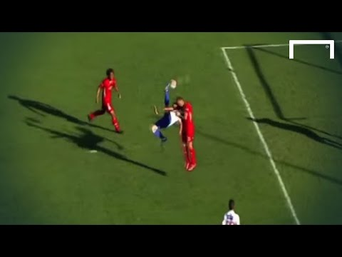 Bicycle - Nacional striker Ivan Alonso scored with a fantastic bicycle kick in their 2-0 Primera Division de Uruguay victory over Rentistas. The former Murcia and Espanyol forward scored both goals for...