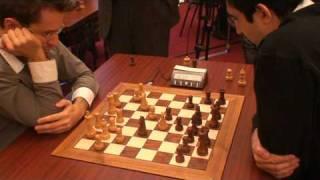 Aronian - Kramnik (World Blitz Championship 2010)
