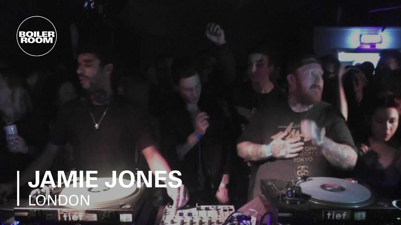 Jamie Jones - Live @ Boiler Room 2012
