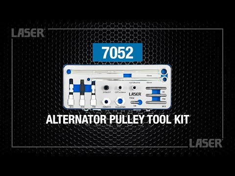 7052 | Alternator Pulley Tool Kit