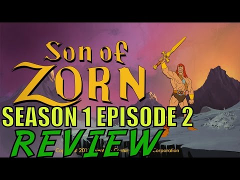 "Son Of Zorn Season 1 Episode 2 ""Defender of Teen Love"" Review"