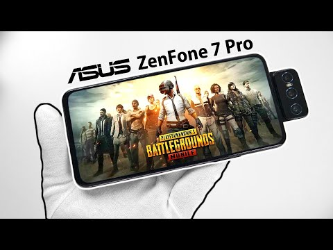 Asus ZenFone 7 Pro Smartphone Unboxing + Gameplay (PUBG Mobile, Call of Duty, Fortnite)