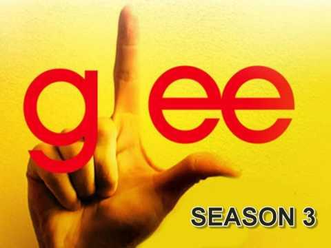 Glee Cast - Black or White