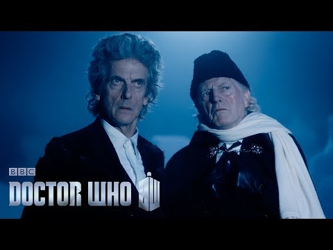 Doctor Who Season 10 Christmas SP Promo 'Twice Upon a Time'
