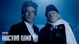Doctor Who website: http://bbc.in/1iNCCAI The Twelfth Doctor comes face to face with his past in his final adventure. Twice Upon A Time coming Christmas ...