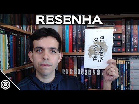 Território Fantasma / Trilogia Blue Ant Livro 2 - RESENHA - Leitura #104