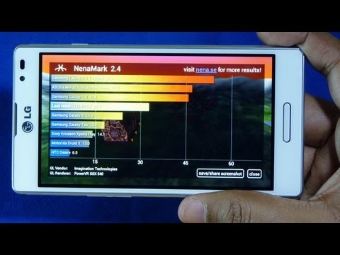 LG Optimus L9 in depth Review : HARDWARE & BENCHMARKS HD by Gadgets Portal