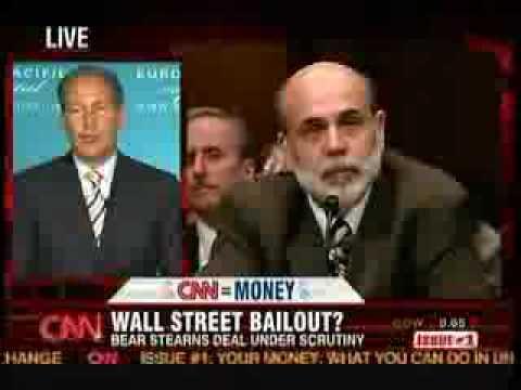 Peter Schiff calls Ben Bernanke a Liar