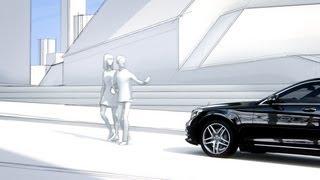 Mercedes-Benz TV: PRE-SAFE ® Brake