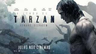 Video A Lenda de Tarzan - Trailer Oficial 2 (leg) [HD] MP3, 3GP, MP4, WEBM, AVI, FLV Juni 2018