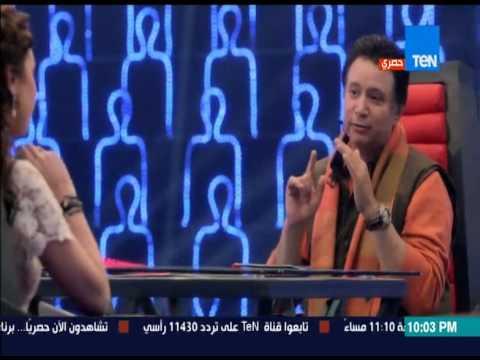 إيمان البحر درويش يرد على اتهامه بنفاق السيسي