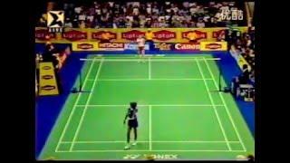 Video Susi Susanti vs gong zhicao -1997 Badminton World Cup MP3, 3GP, MP4, WEBM, AVI, FLV Mei 2018