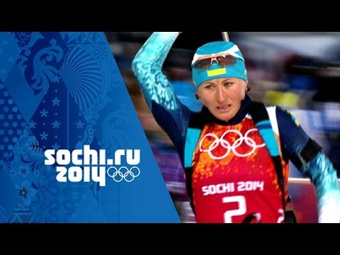 Women's Biathlon Golds Inc: Darya Domracheva – Triple Olympic Champion | Sochi Olympic Champions