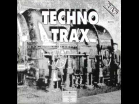 Techno Trax Volume 1 (CD2) [1991] - Remixed by Rogério Mello