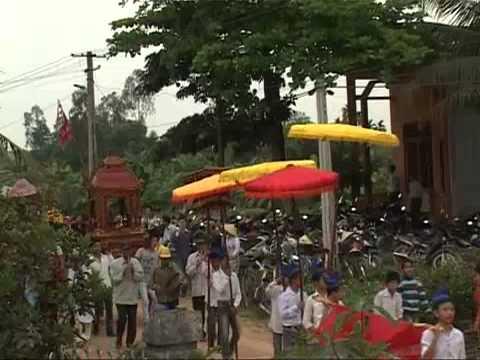Lễ hội Phủ Tía, xã Vân Sơn, Triệu Sơn phần 1