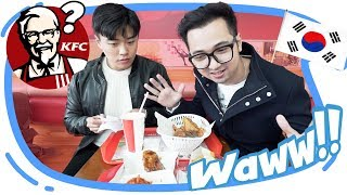 Download Video KFC KOREA vs KFC INDONESIA Enakan Mana Ya?? MP3 3GP MP4