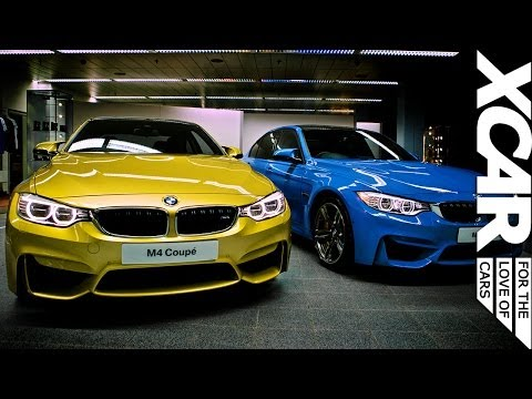2015 BMW M3 and M4: Specs and Engine Noise – XCAR
